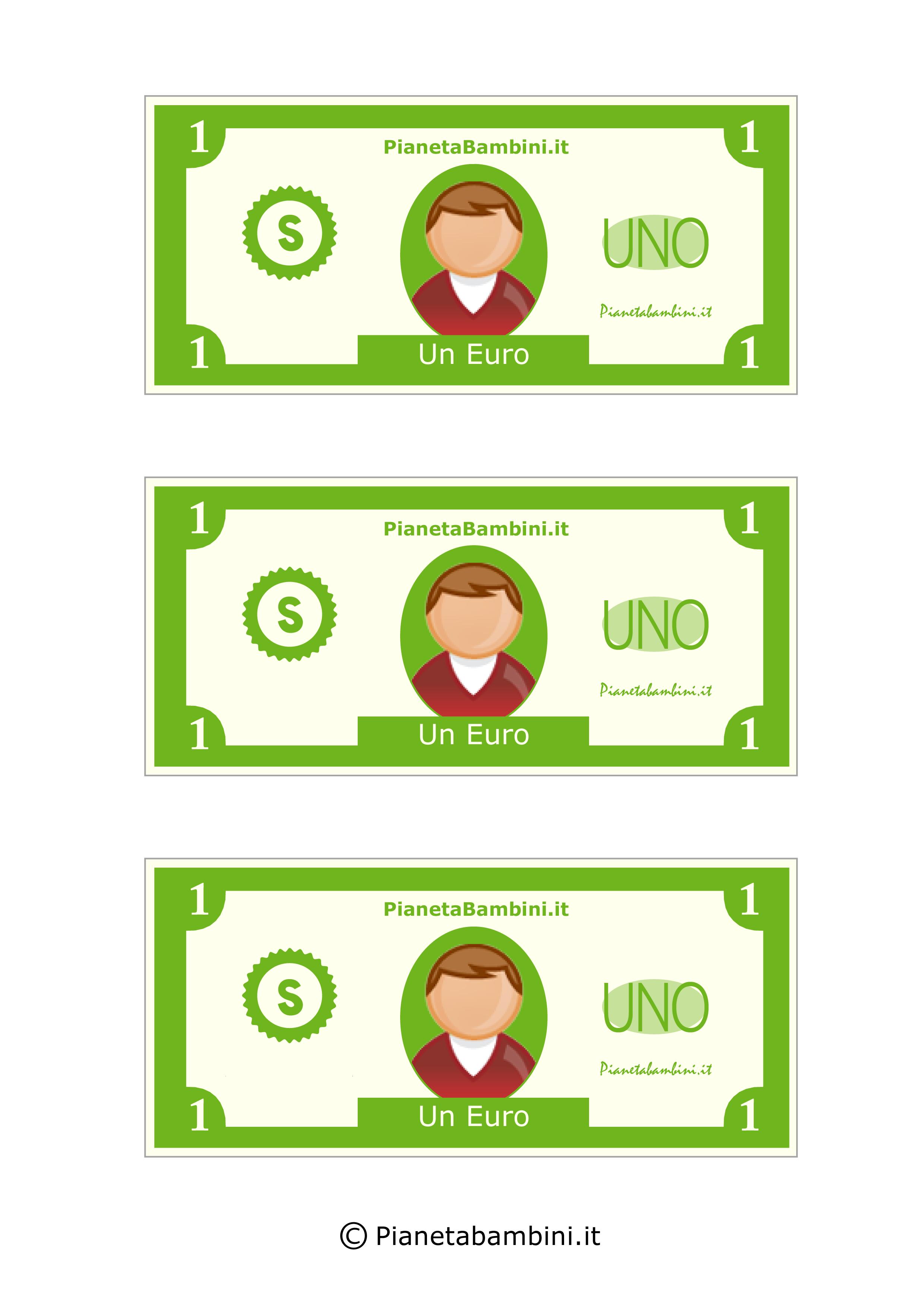 Banconote da 1 euro