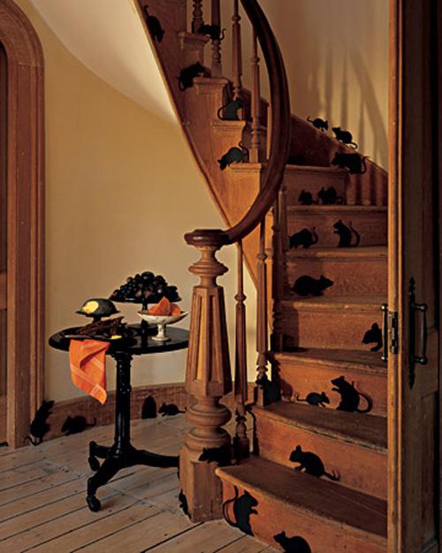 Come decorare una stanza con i topi