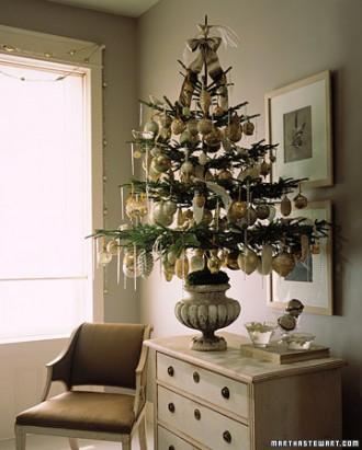 Immagine dell'albero di Natale rifilato