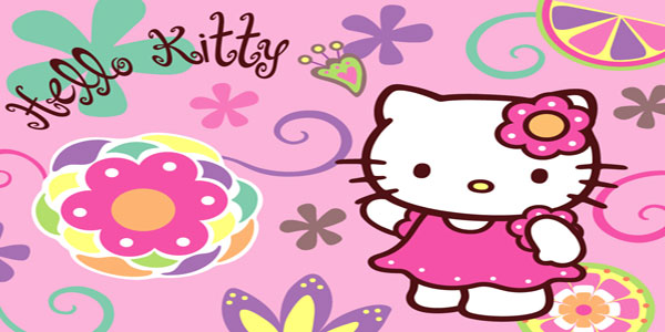 Disegni da colorare di Hello Kitty