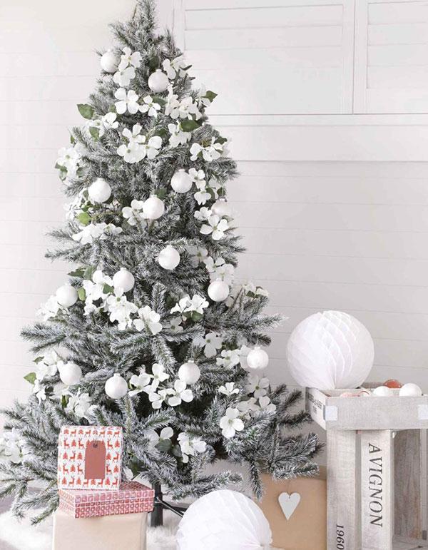 Idee per decorare l'albero di Natale n.02