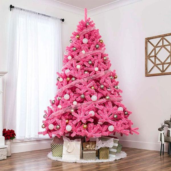 Idee per decorare l'albero di Natale n.11