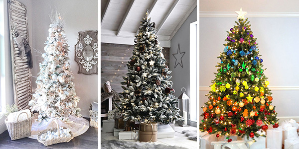 Alberi Di Natale Addobbati Foto.Come Addobbare L Albero Di Natale 40 Idee Per Decorazioni Pianetabambini It