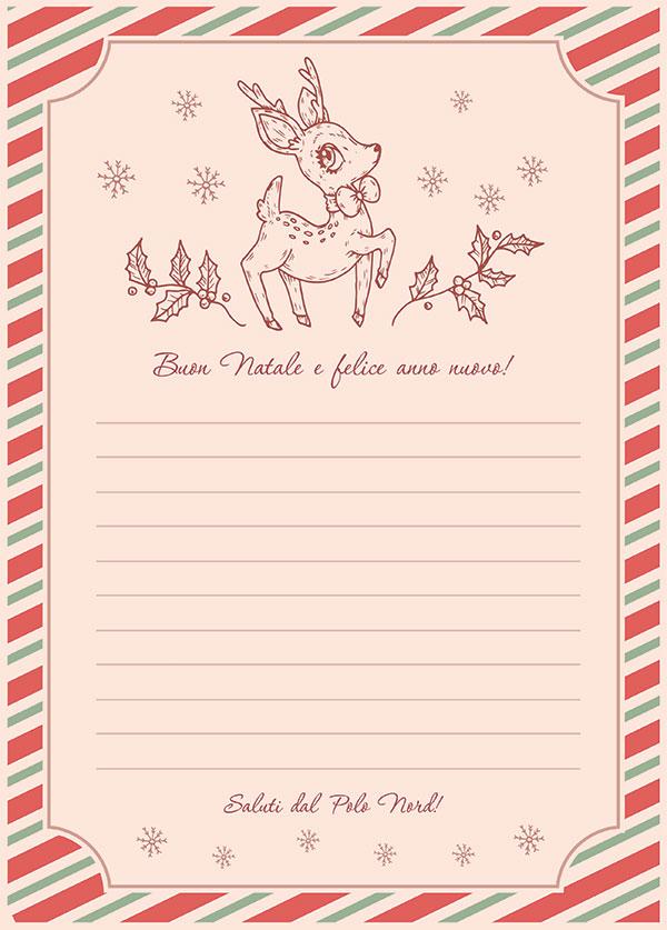 Immagine della lettera da Babbo Natale 3