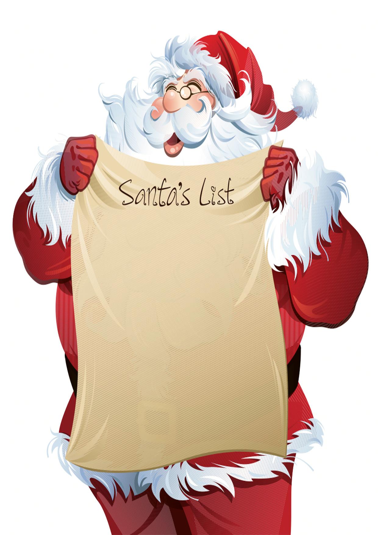 Immagine della lettera a Babbo Natale n 2