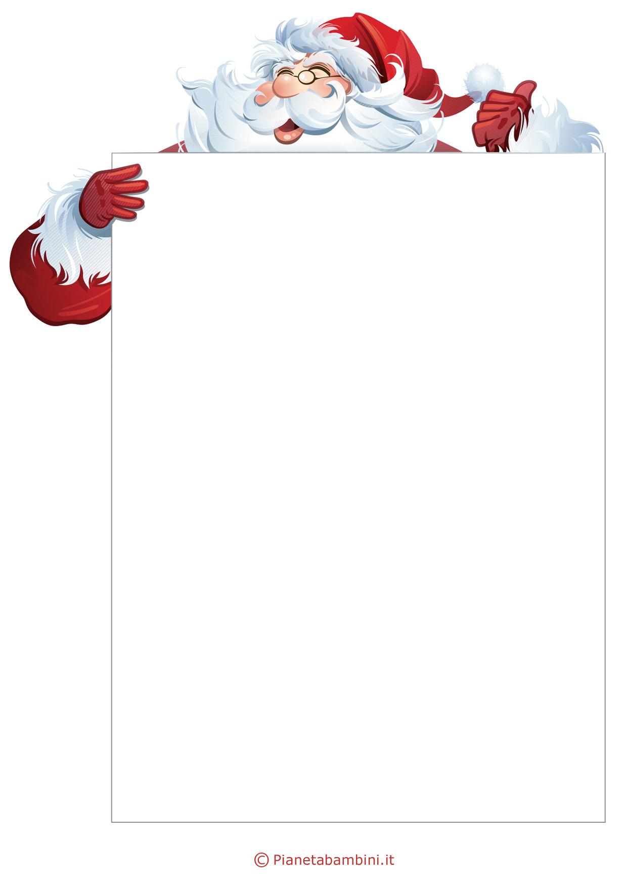 Immagine della lettera a Babbo Natale n 3