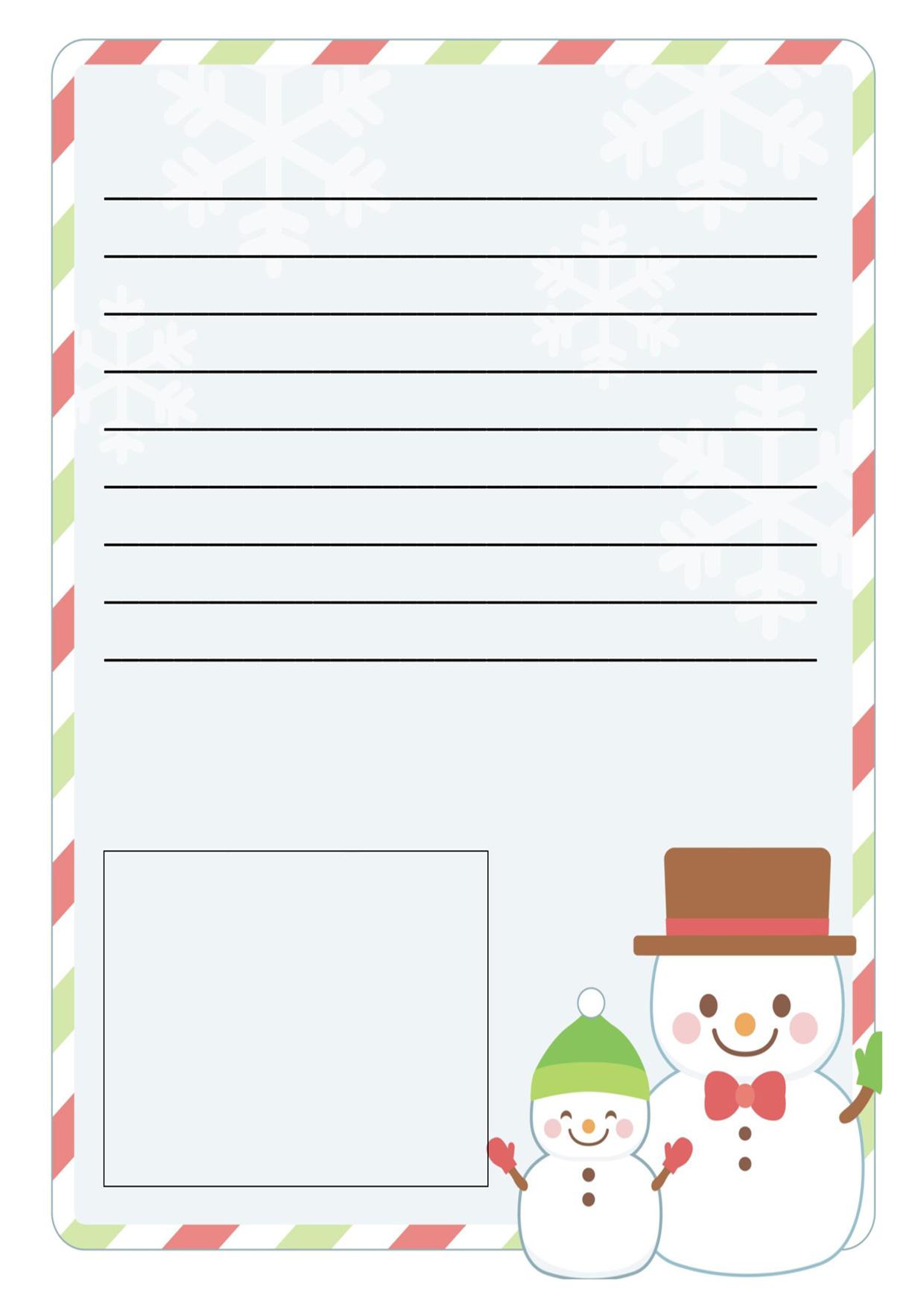 Immagine della lettera a Babbo Natale n 9
