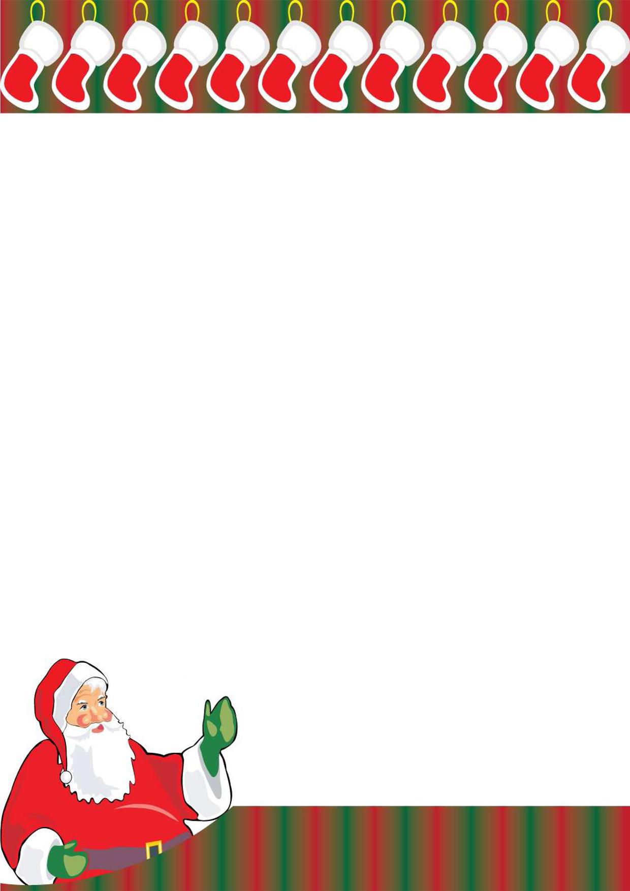 Immagine della lettera a Babbo Natale n 14