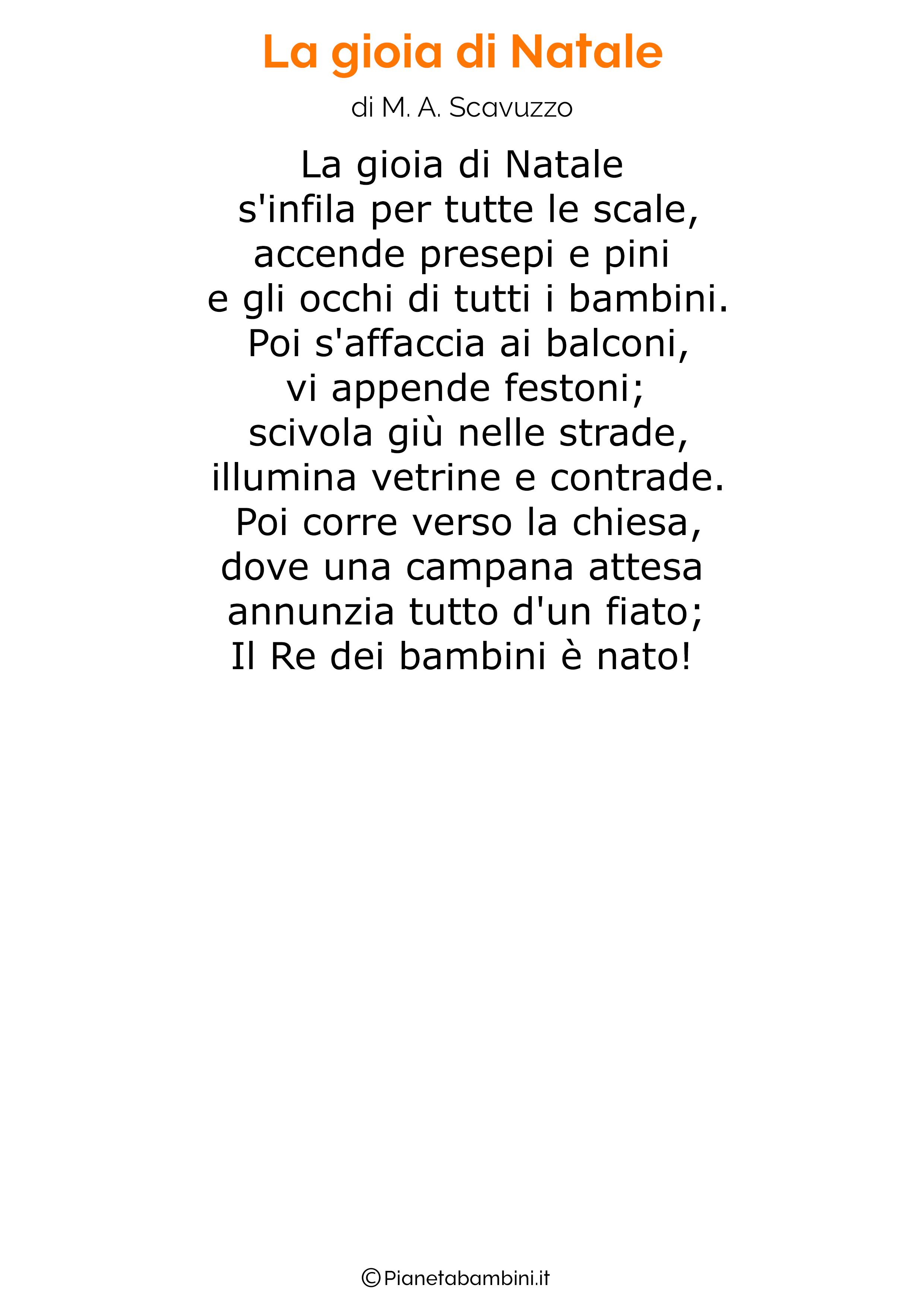 Poesia di Natale 14