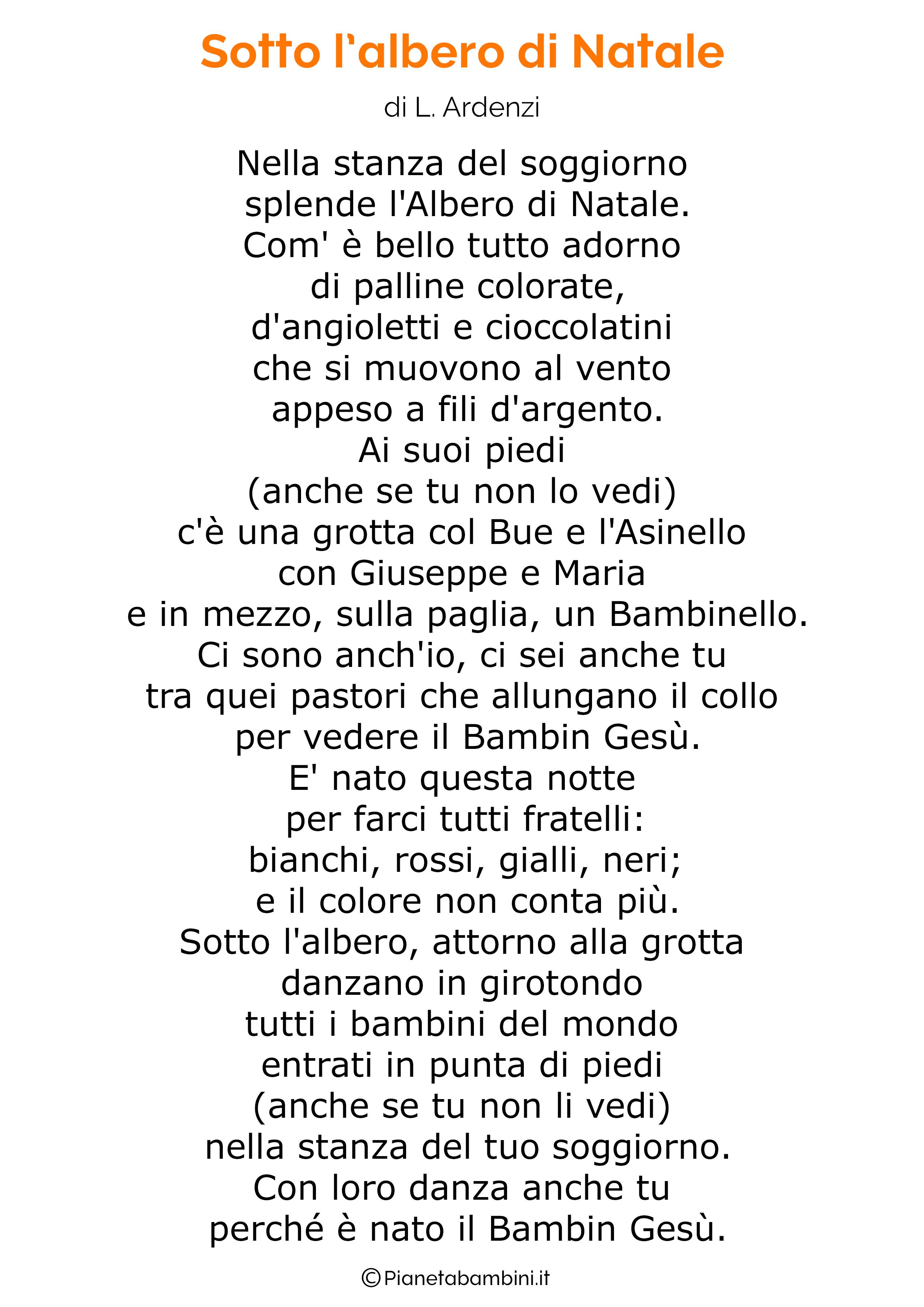 Poesia di Natale 18