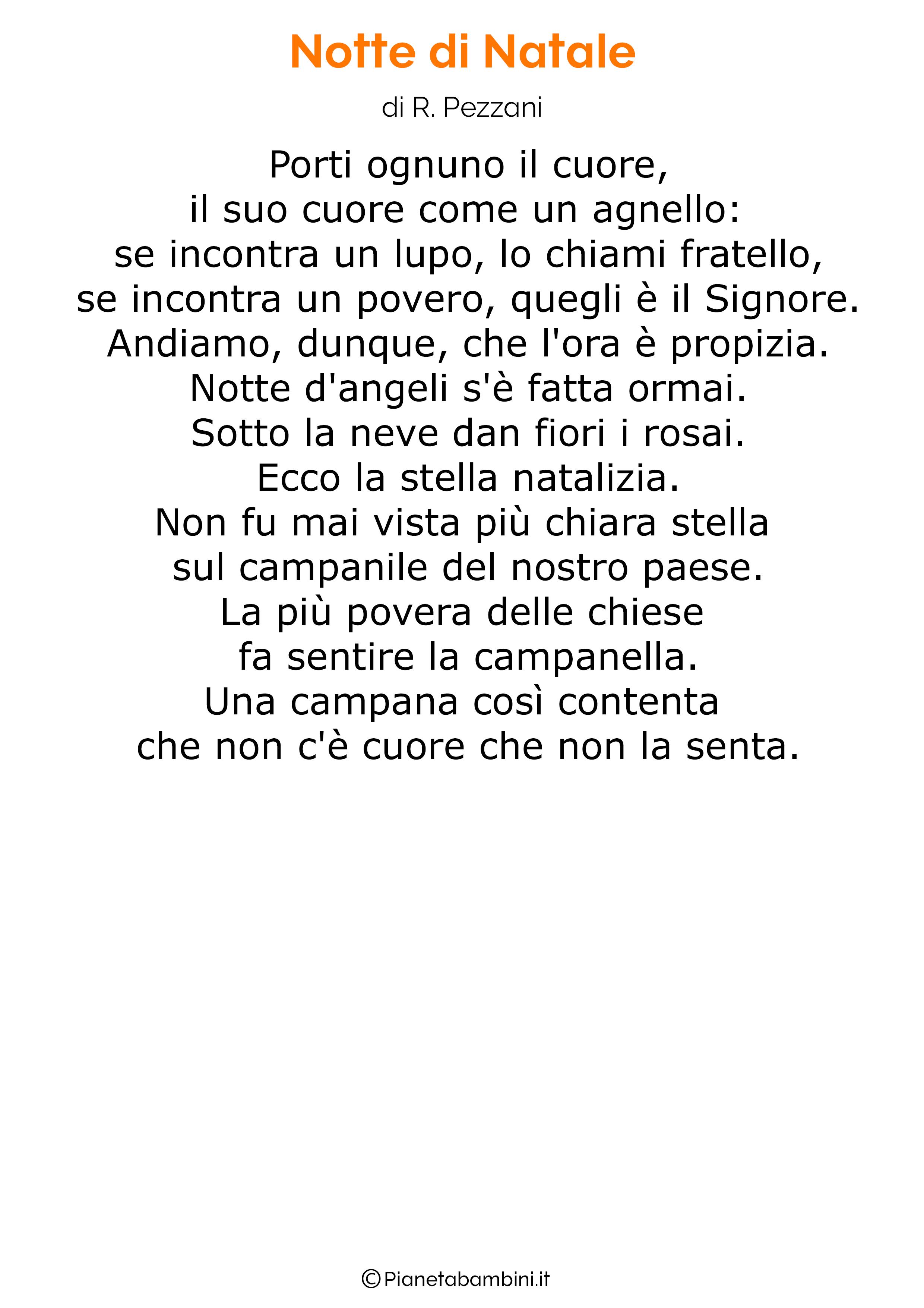 Poesia di Natale 23