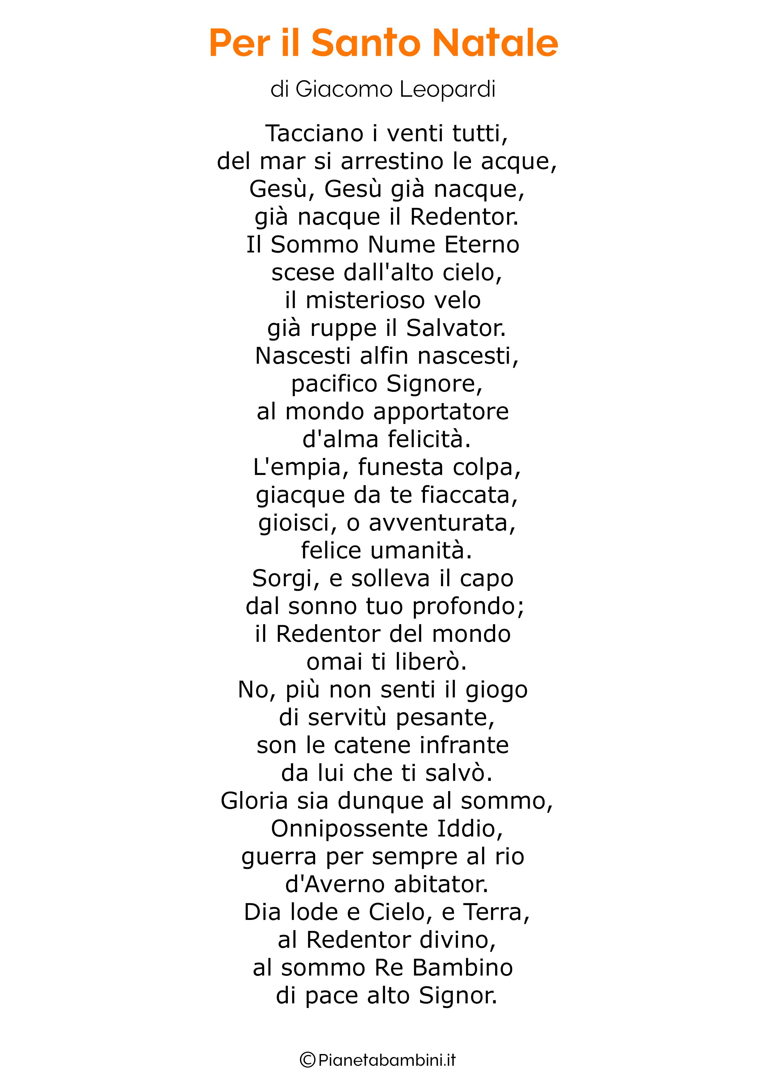 Poesia di Natale autori classici 04