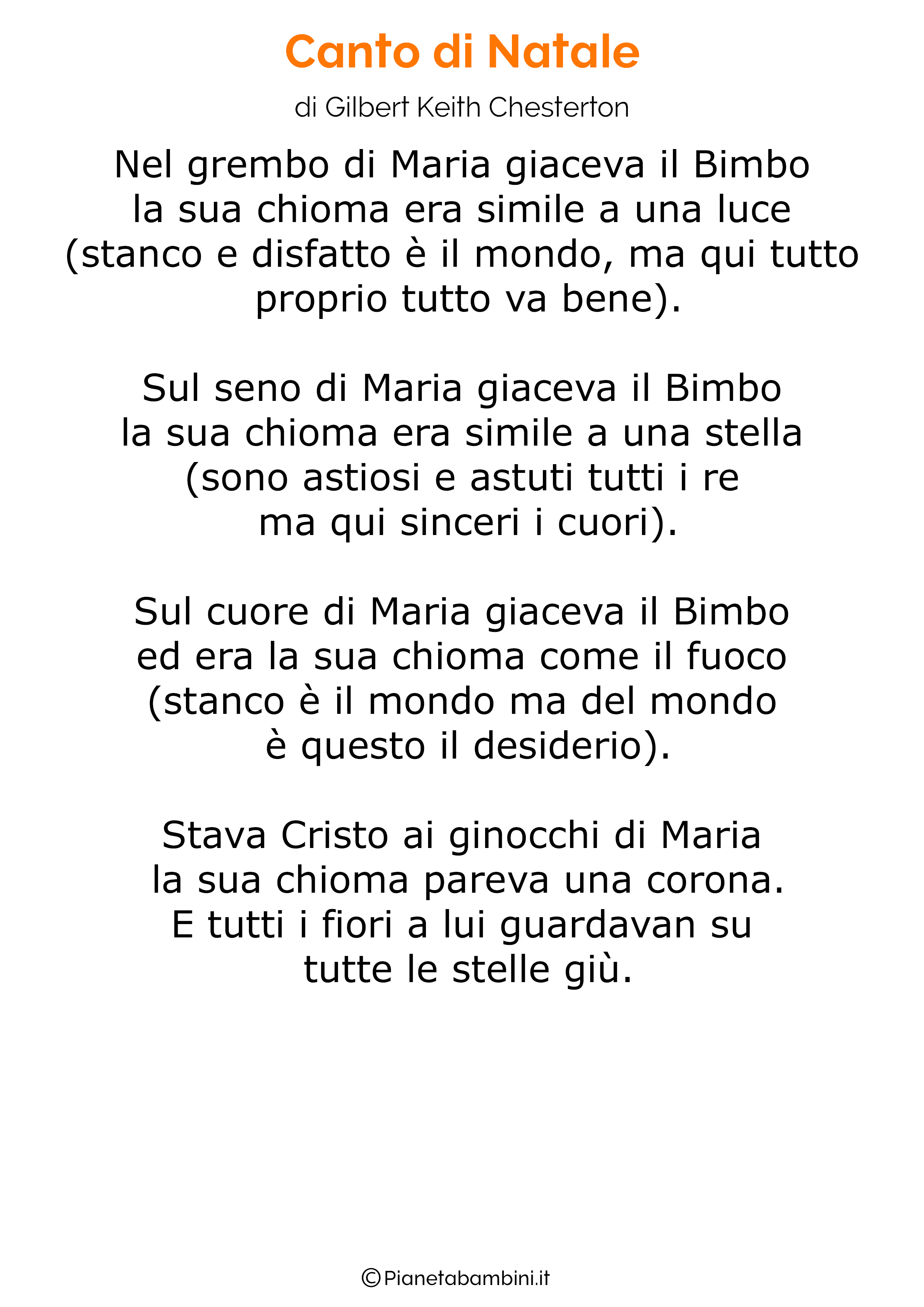 Poesia di Natale autori classici 05