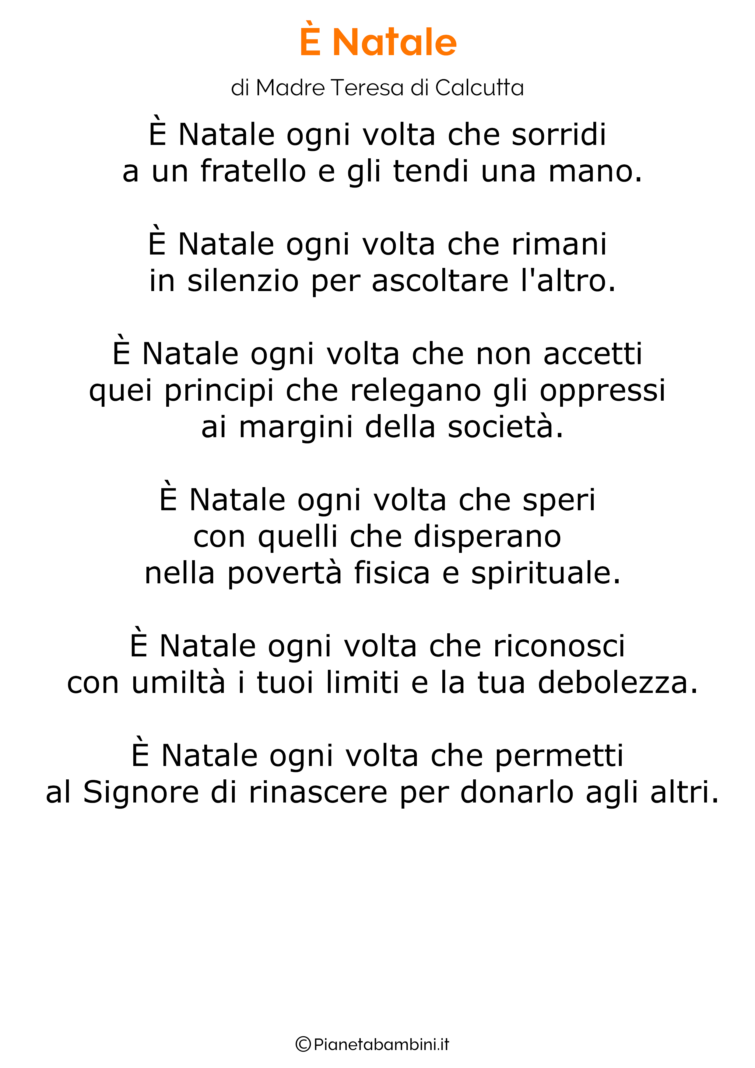 Poesia di Natale autori classici 08