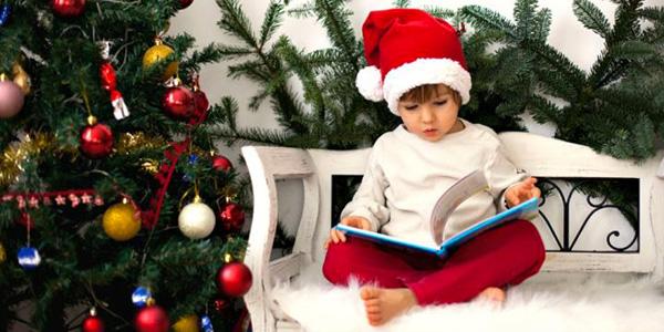 Poesie di Natale per bambini da stampare o leggere online