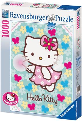 Immagine del puzzle Hello Kitty fantasy da 1000 pezzi