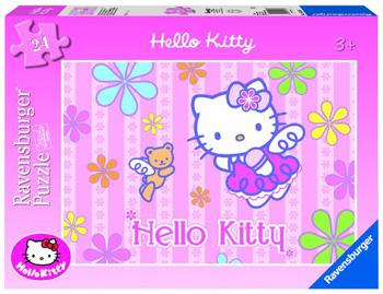 Immagine del puzzle di Hello Kitty 24 pezzi