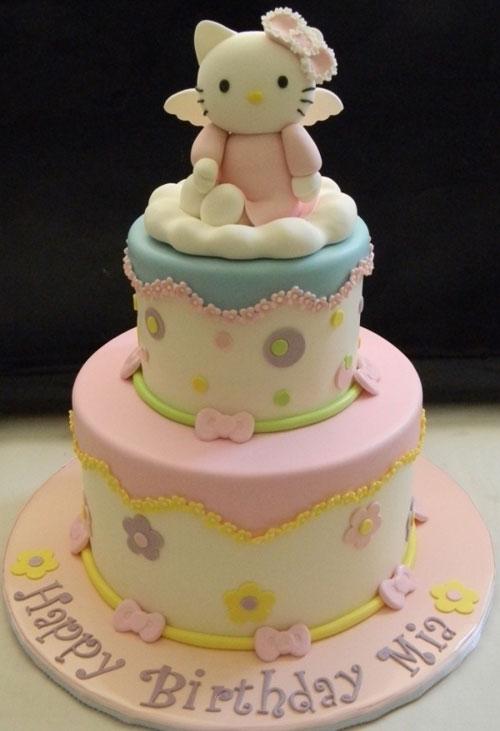 Foto della torta di Hello Kitty n.11