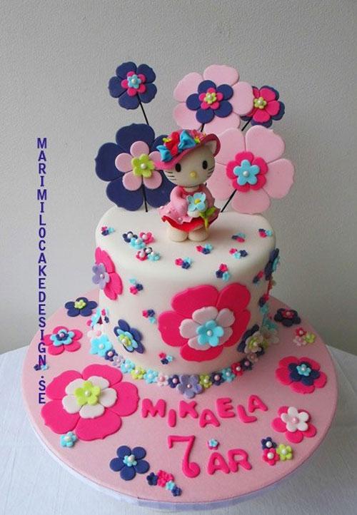 Foto della torta di Hello Kitty n.15