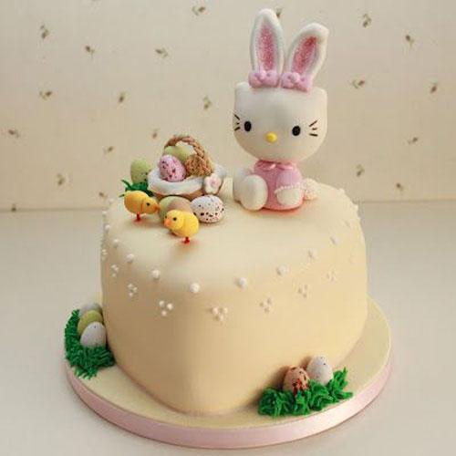 Foto della torta di Hello Kitty n.26