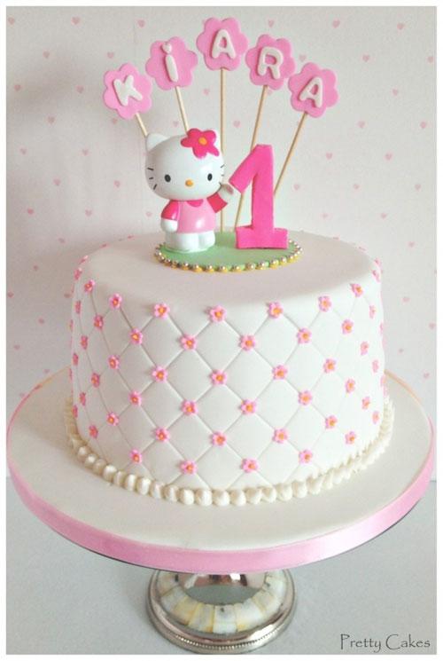 Foto della torta di Hello Kitty n.45