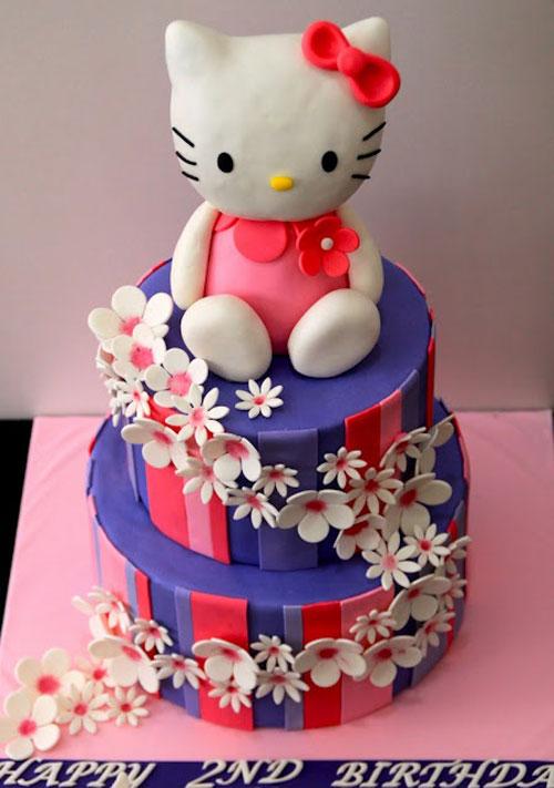 Foto della torta di Hello Kitty n.52