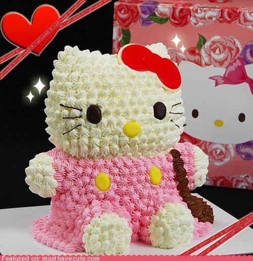 Foto della torta di Hello Kitty n.56