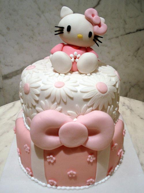 Foto della torta di Hello Kitty n.59