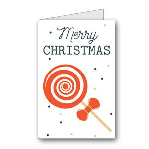 Biglietto di auguri di Natale da stampare n.23