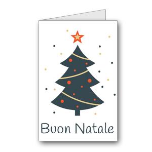 Biglietto di auguri di Natale da stampare n.26