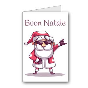 Biglietto di auguri di Natale da stampare n.30