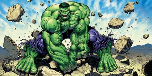 disegni di Hulk da stampare e colorare
