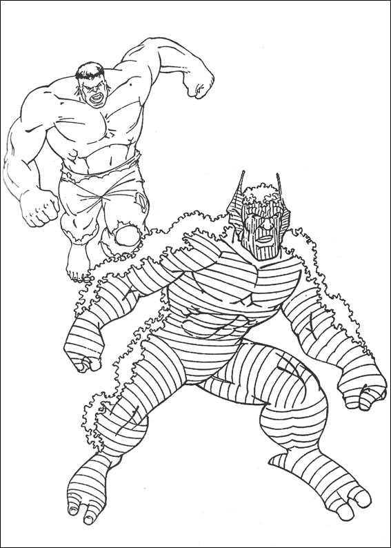 99 Disegni Di Hulk Da Colorare Pianetabambini It