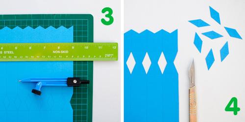 Come misurare e ritagliare la scatola