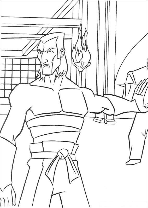 62 Disegni Delle Tartarughe Ninja Da Colorare Pianetabambini It