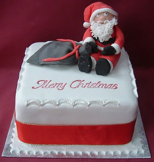 Immagine della torta natalizia n.1