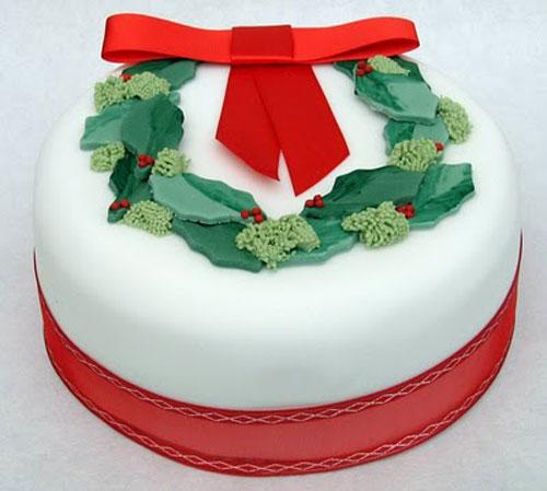 Immagine della torta natalizia n.2