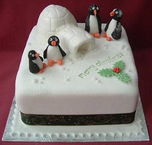 Immagine della torta natalizia n.6