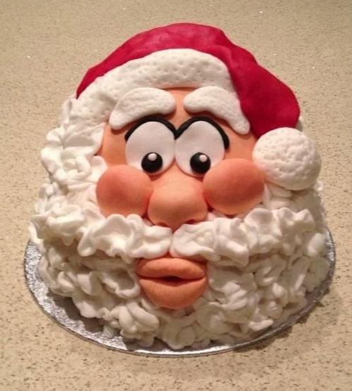 Immagine della torta natalizia n.8