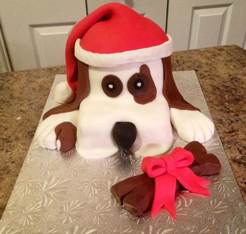 Immagine della torta natalizia n.13