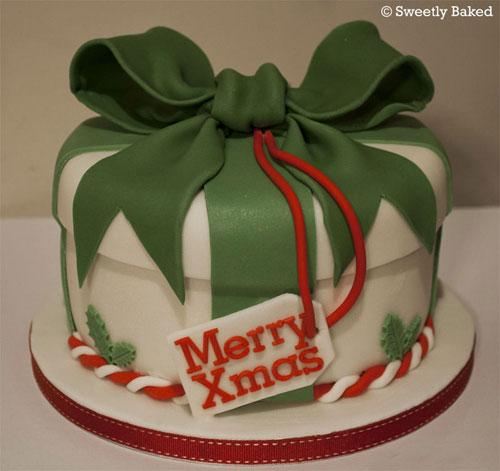 Immagine della torta natalizia n.14
