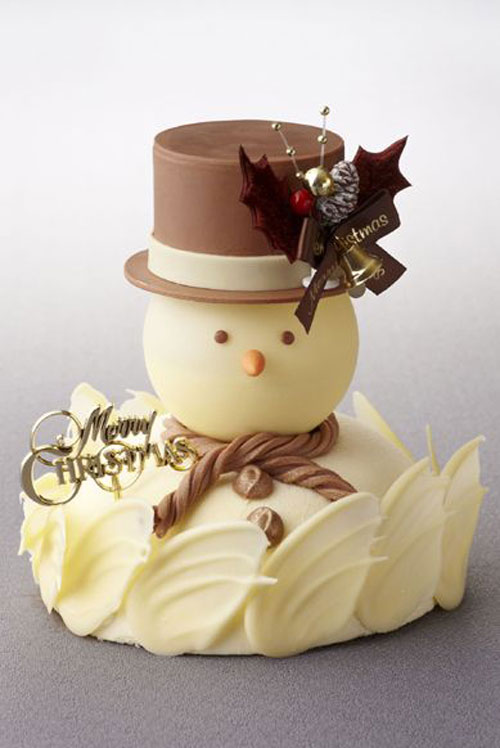 Immagine della torta natalizia n.23