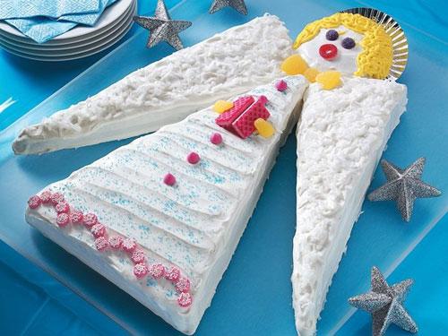 Immagine della torta natalizia n.46