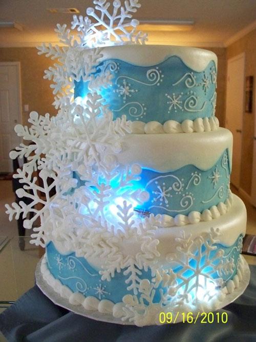 Immagine della torta natalizia n.48