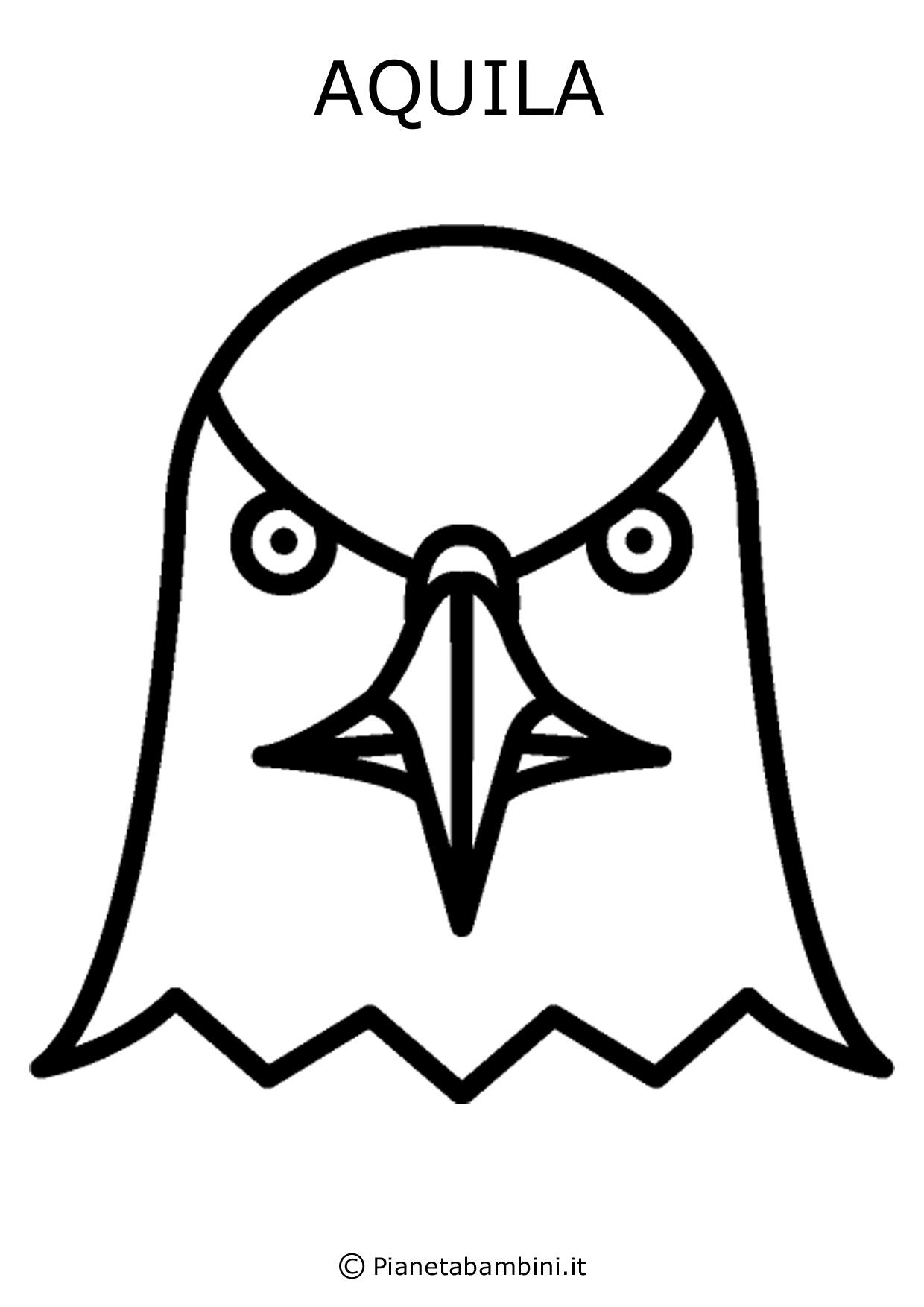 Facce di 81 animali da stampare colorare e ritagliare - Come disegnare un cartone animato di gufo ...