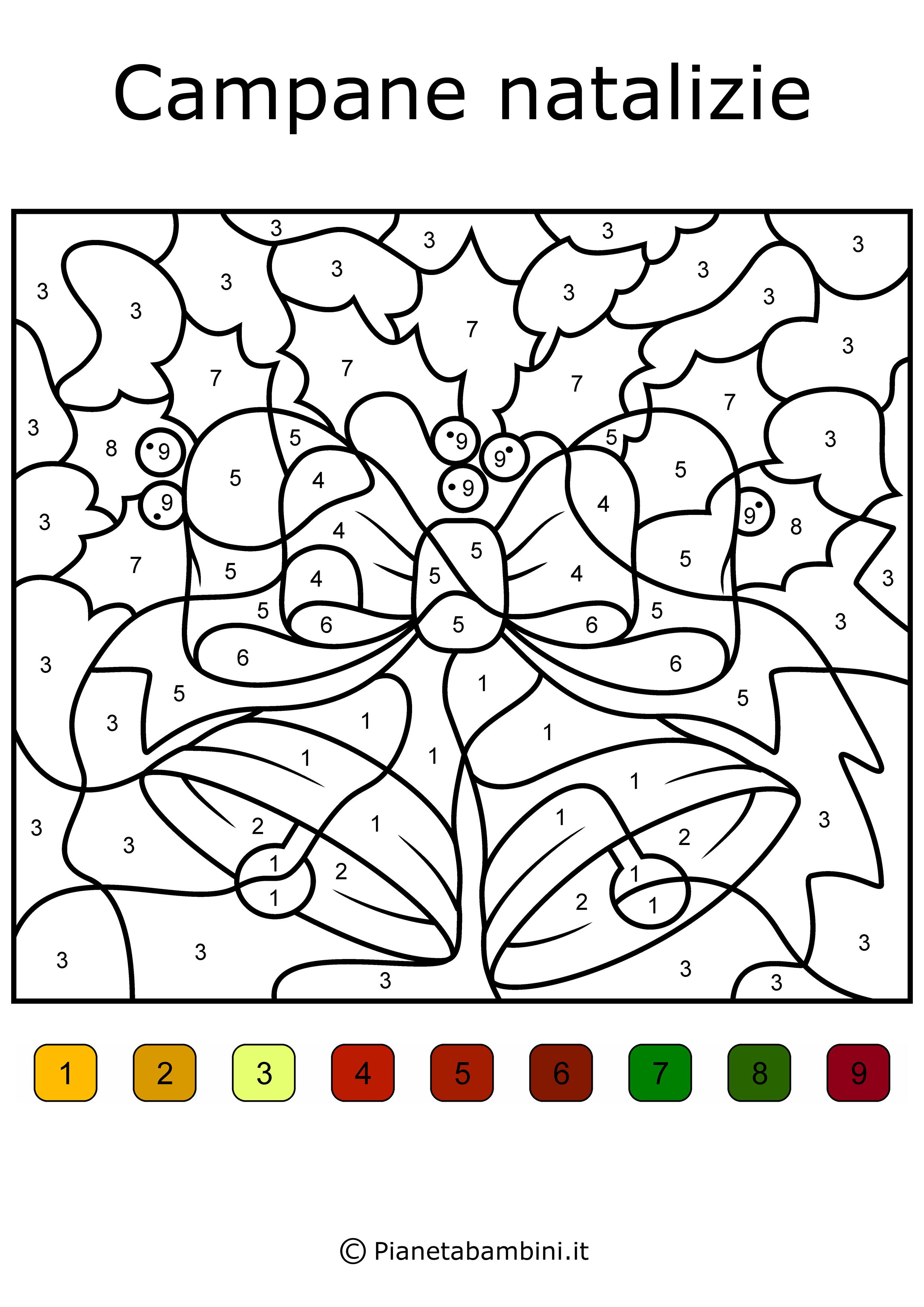 Conta-e-Colora-Difficile-Campane-Natalizie