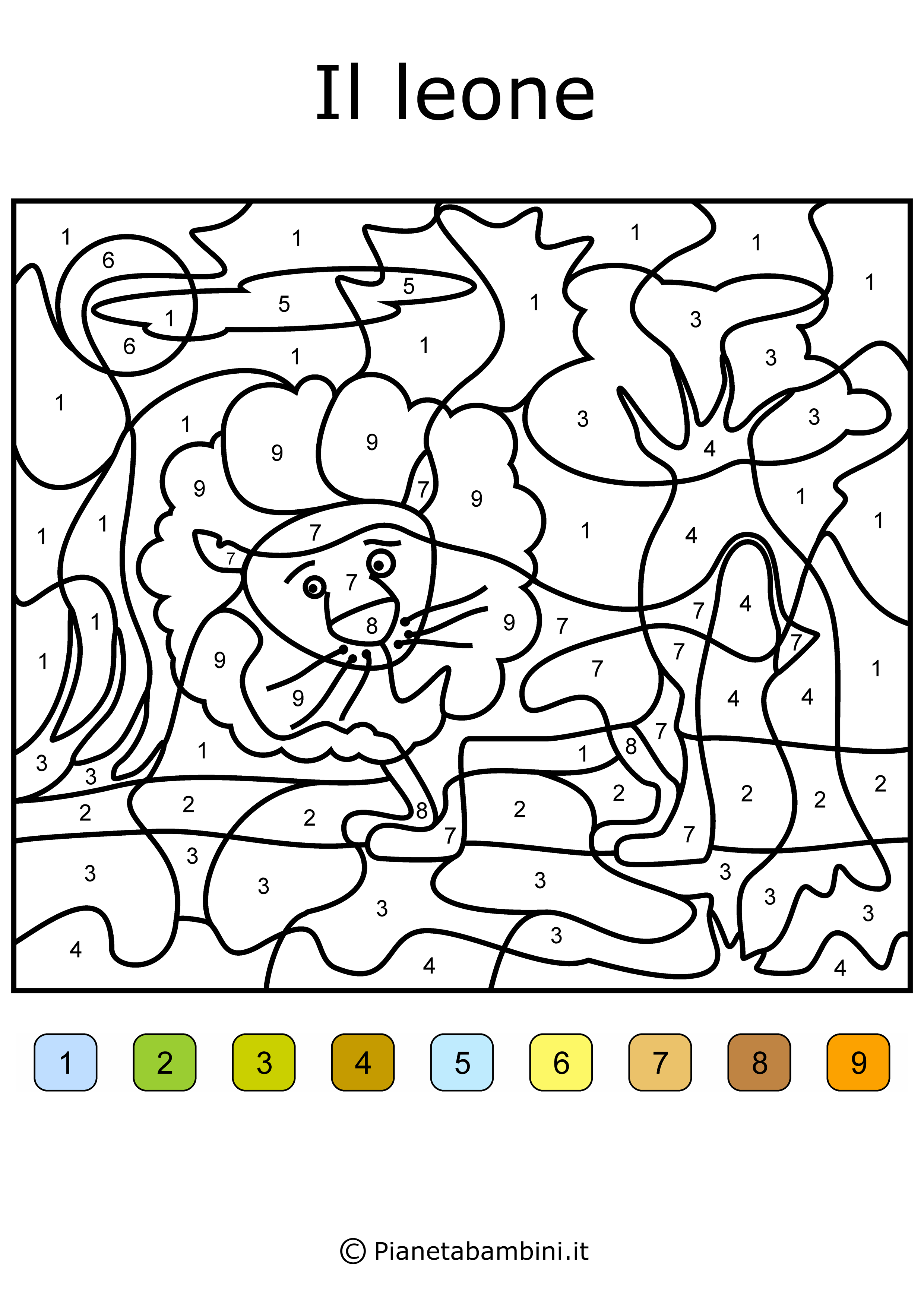 Coloring pages drawing 123 games