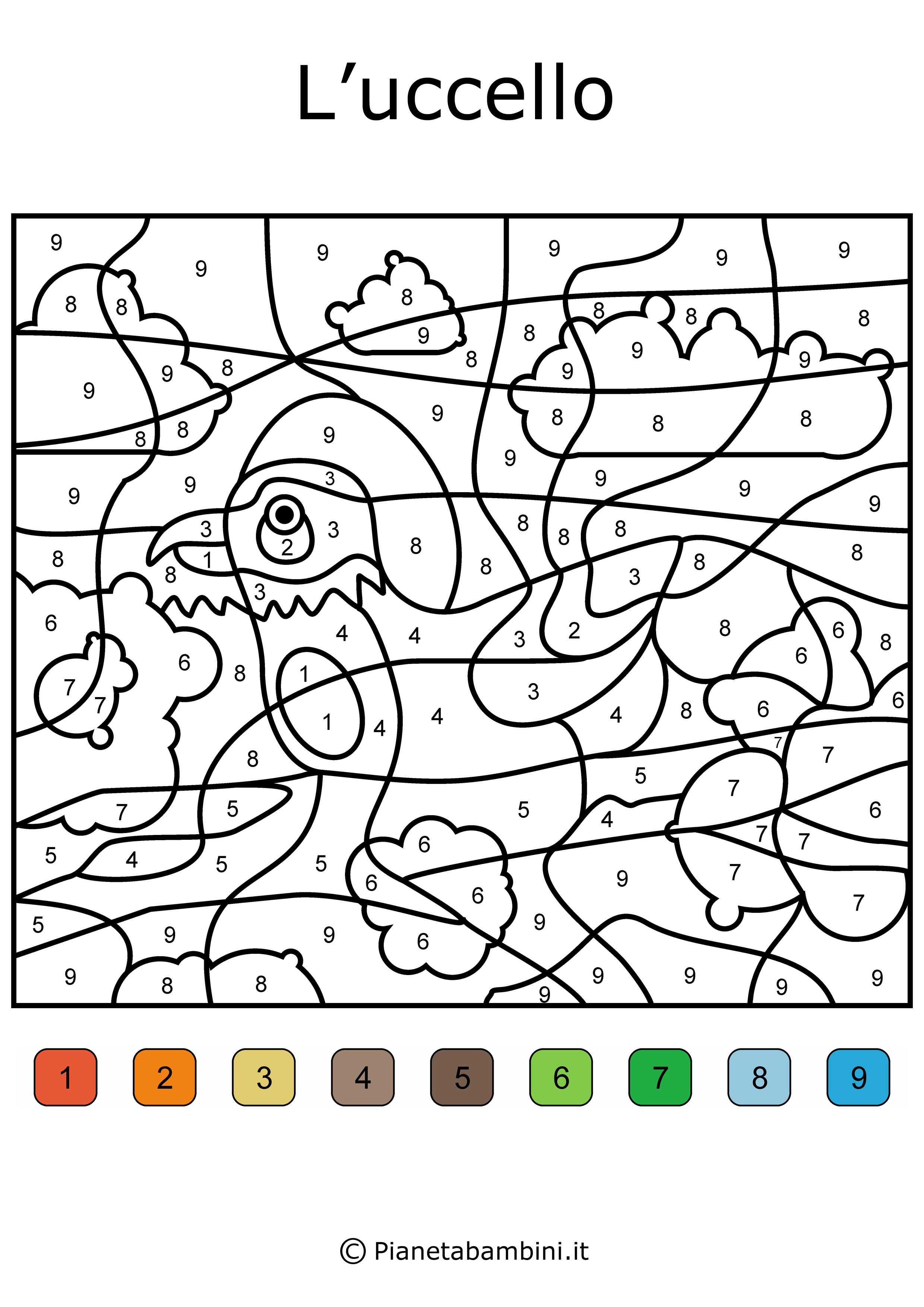 Conta-e-Colora-Difficile-Uccello