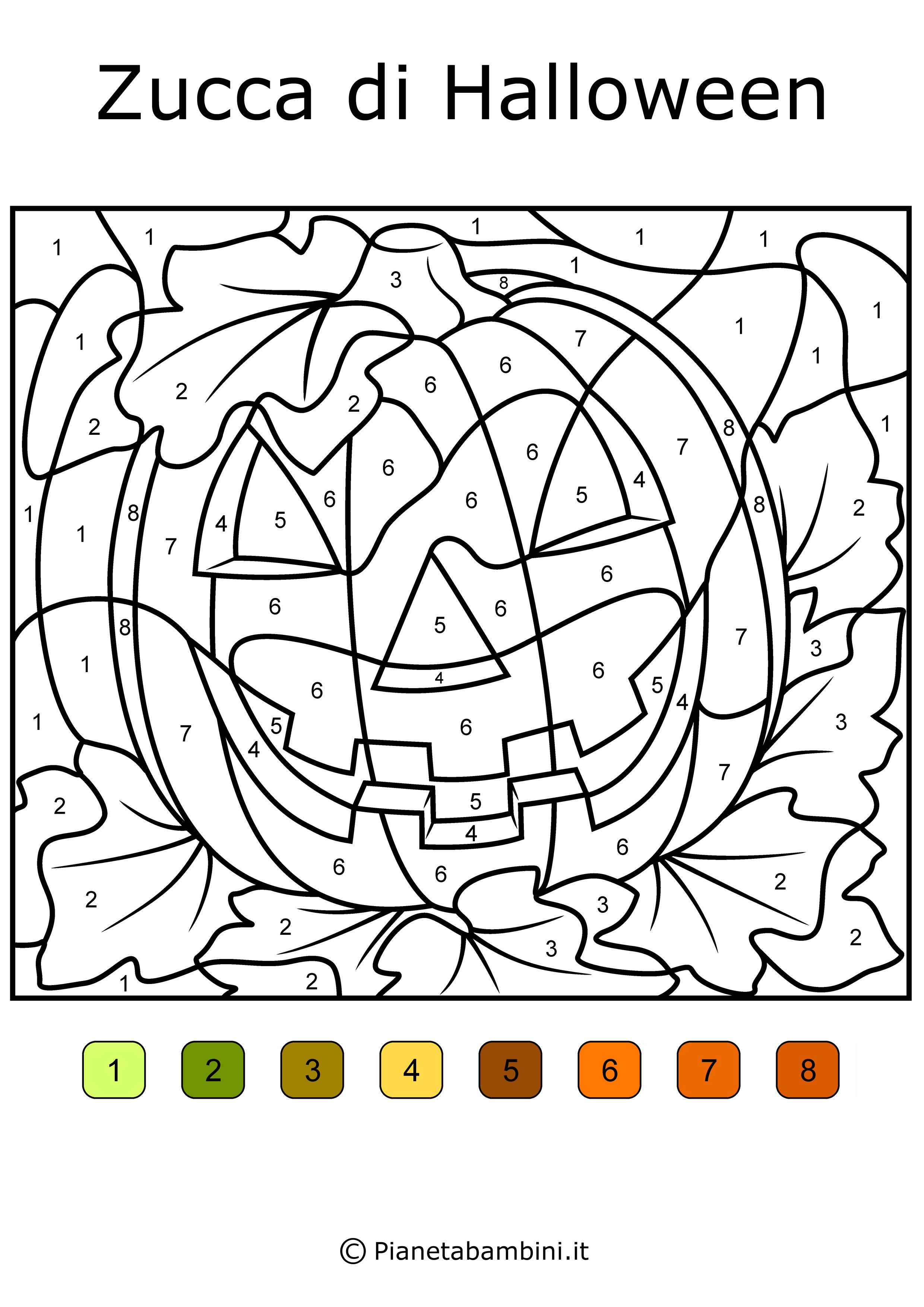 Conta-e-Colora-Difficile-Zucca-Halloween