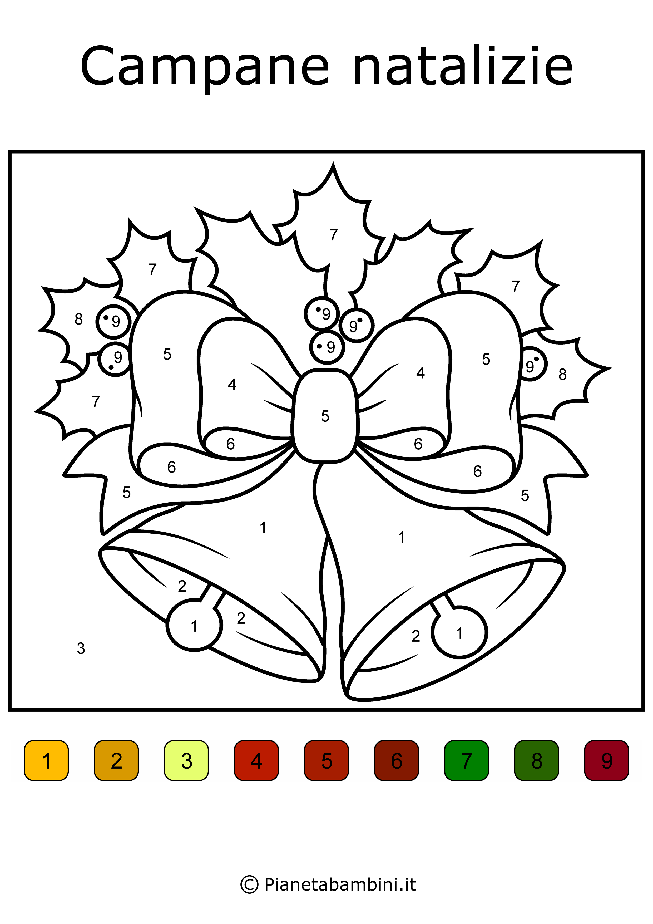 Conta-e-Colora-Semplice-Campane-Natalizie
